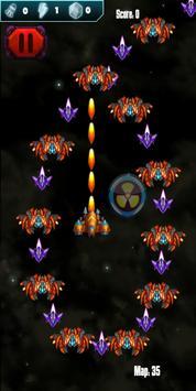Space shooter : Galaxy alien shooter screenshot 4