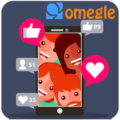 Omegle: Video Chat App icon