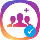 Get Real Followers for Instagram whit hashtag plus APK Android