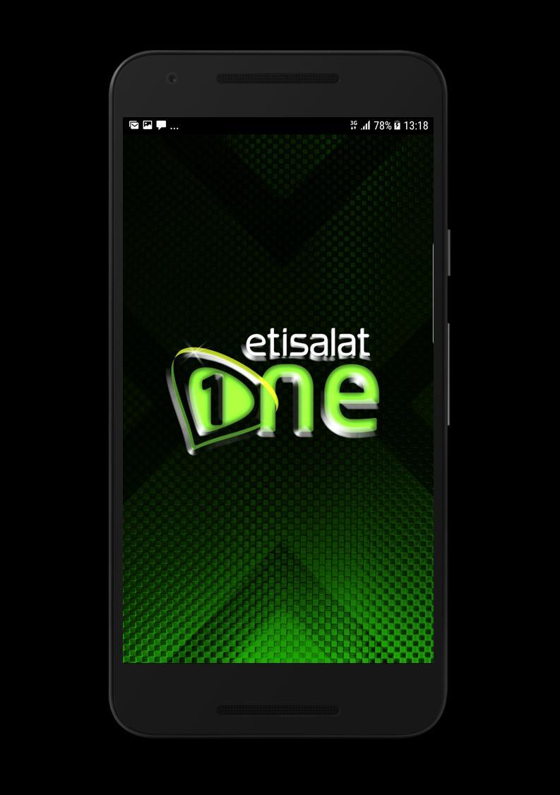 Etisalat Reload & Bill App for Android - APK Download