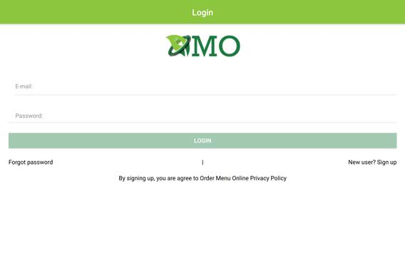 OMO DELIVERY screenshot 5