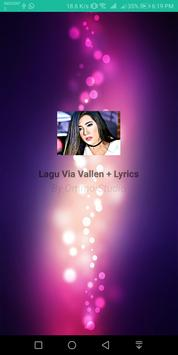 Lagu Via Vallen + Lirik Lengkap poster