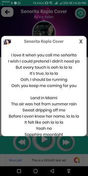 Lagu Via Vallen + Lirik Lengkap screenshot 3