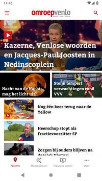 Omroep Venlo poster