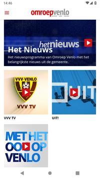 Omroep Venlo screenshot 2