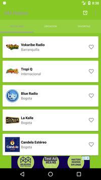 OM Radios screenshot 1