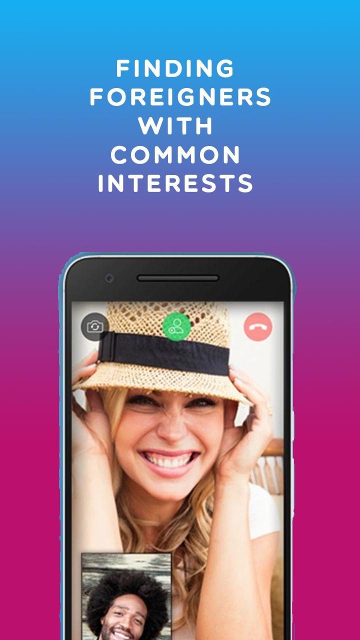 New Omegle Random Video Chat App joke 2020 for Android