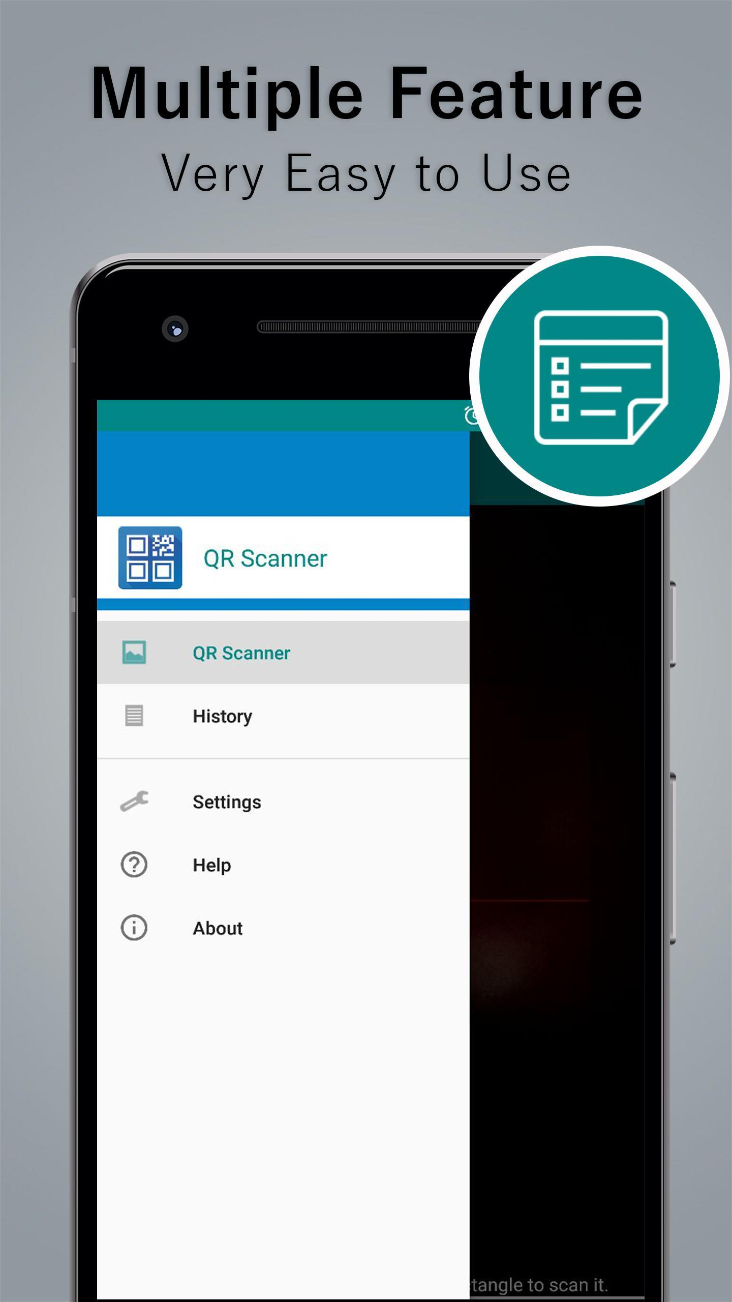 QR Code Scanner (No Ads) for Android - APK Download