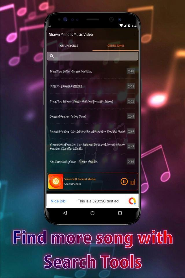 Señorita - Shawn Mendes ft  Camila Cbl Mp3 Offline for Android - APK