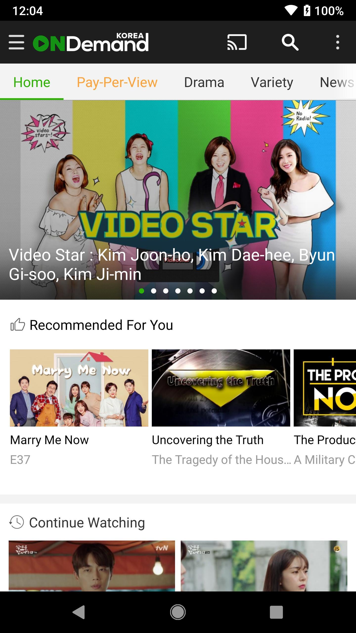 ondemandkorea apk for android tv