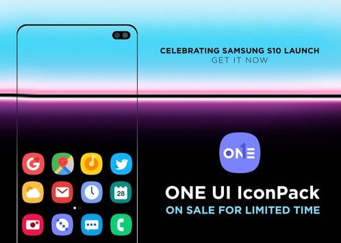 ONE UI Icon Pack : S10 for Android - APK Download