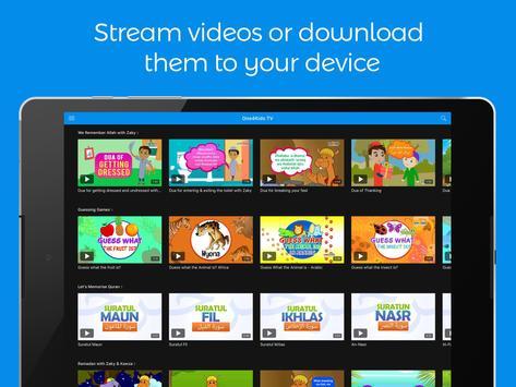 One4kids TV capture d'écran 8