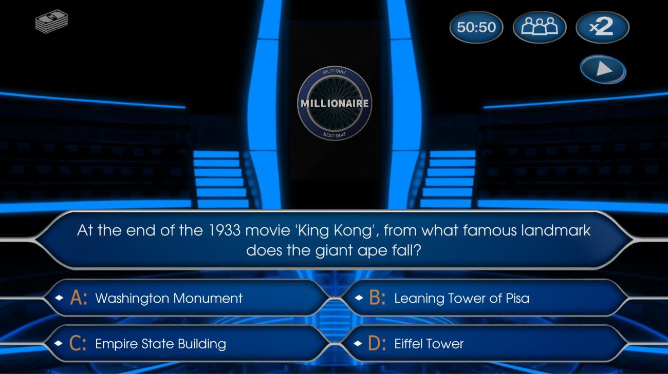Millionaire 2020 Free Trivia Quiz Game For Android Apk