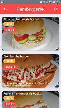 Óriás Hamburger & Gyros Center screenshot 1