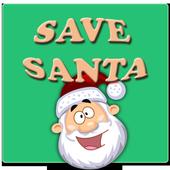 Rise Up Santa Claus icon