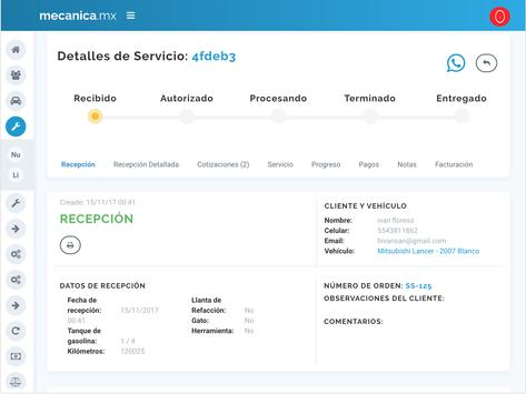 Mecanica MX screenshot 13