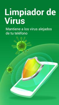MAX Cleaner - Antivirus, Phone Cleaner, AppLock captura de pantalla 1