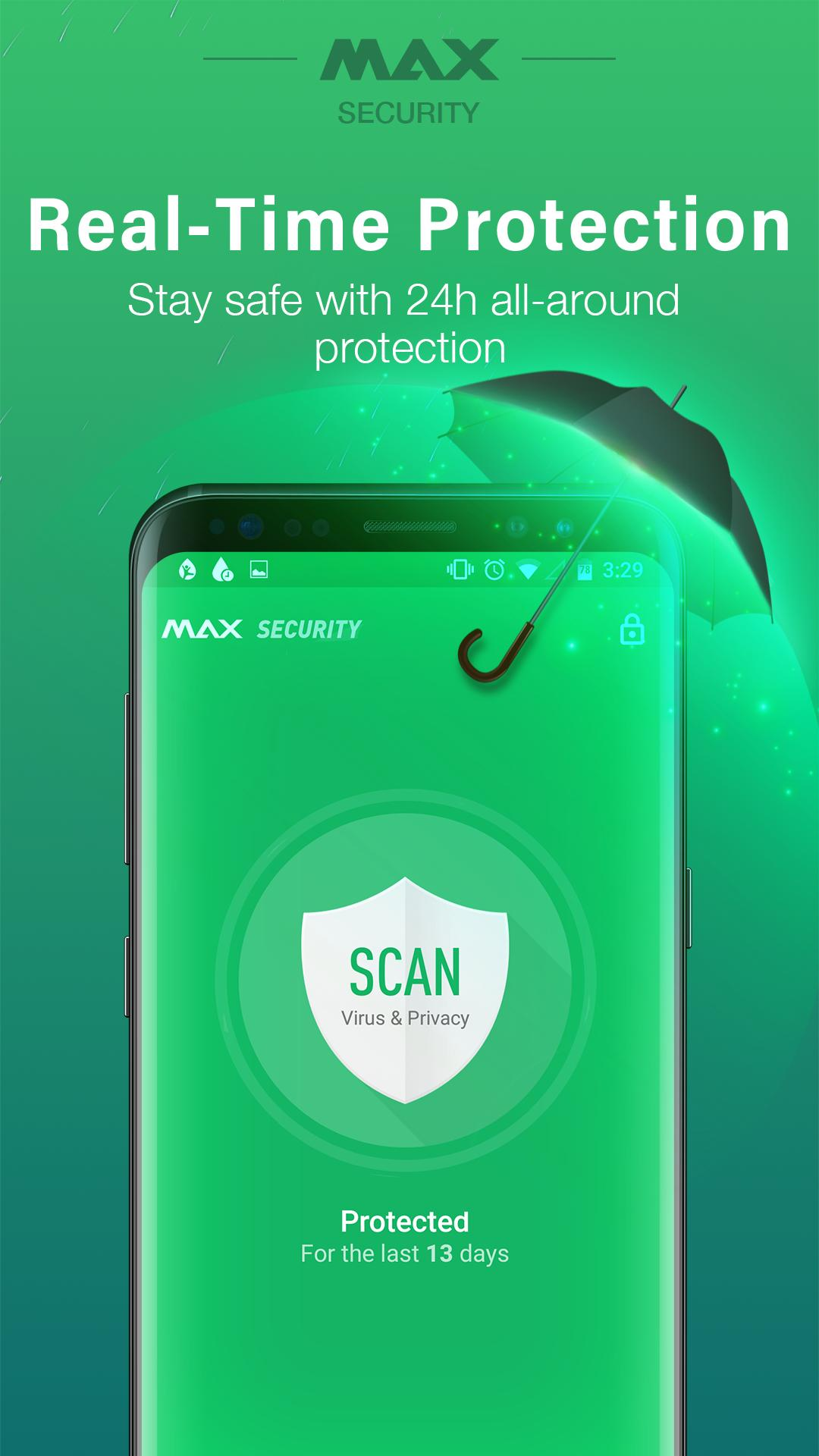 Virus Cleaner, Antivirus, Cleaner (MAX Security) for Android - APK