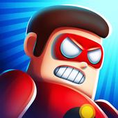 The Superhero League иконка