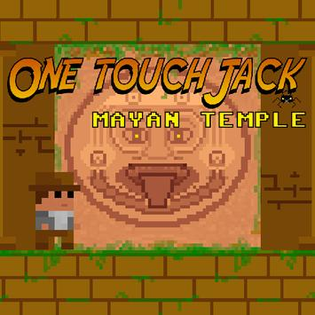 ONE TOUCH JACK : MAYAN TEMPLE poster