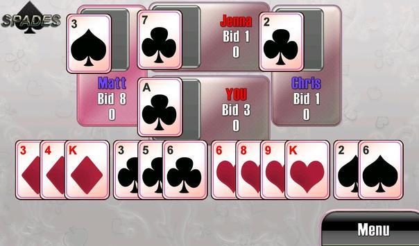 Spades Screenshot 5