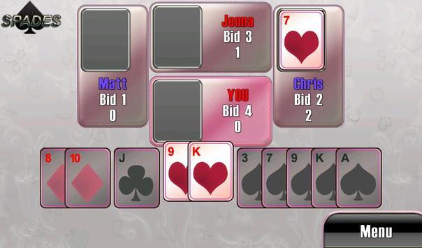 Spades screenshot 9