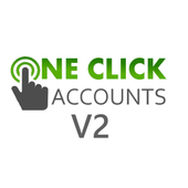 One Click Accounts V2 icon