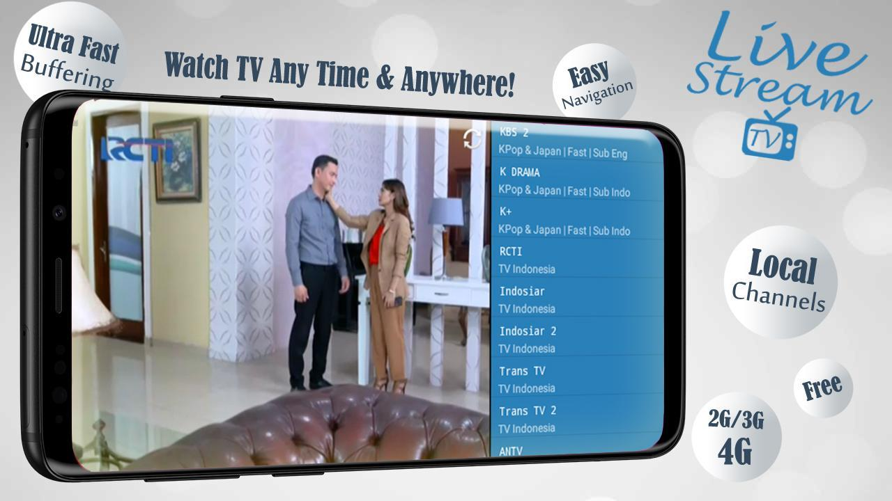 LiveStream IPTV for Android - APK Download