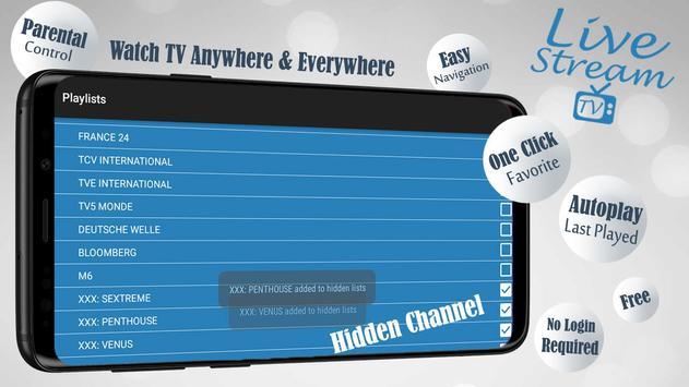 download live stream player apk