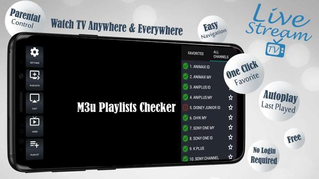 live stream player apk pc download