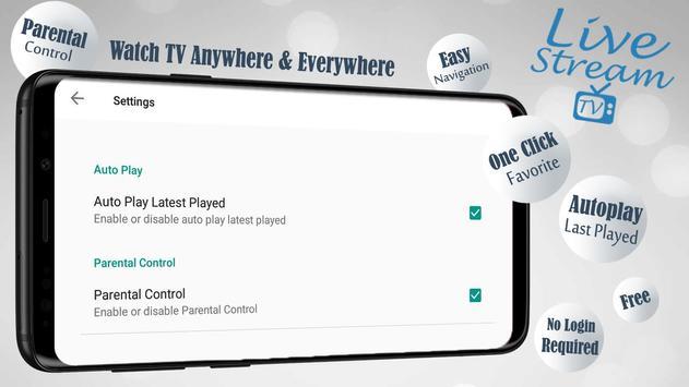 Livestream Tv M3u Stream Player Iptv Fur Android Apk Herunterladen