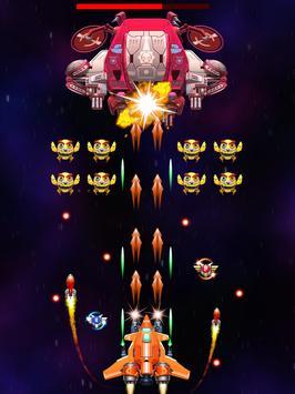 Galaxy Attack Invaders : Alien Chicken Shooter screenshot 11