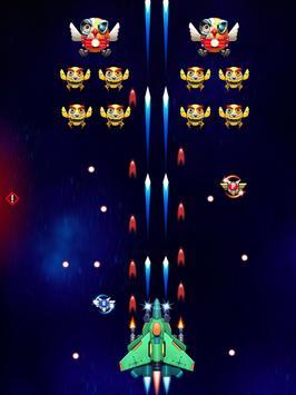 Galaxy Attack Invaders : Alien Chicken Shooter screenshot 13