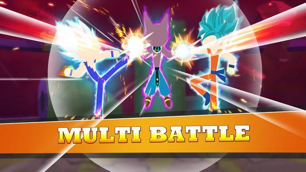 Stick Super Fight screenshot 1