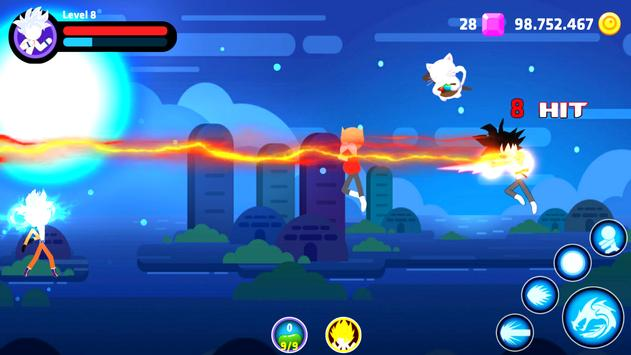 Stick Super Fight screenshot 7