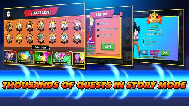 Stickman Battle Fight: Legendary Dragon Warrior screenshot 2