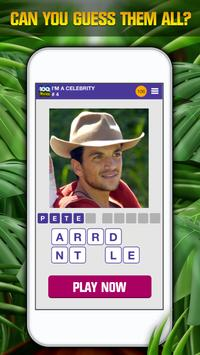 100 PICS I'm A Celebrity Quiz screenshot 3