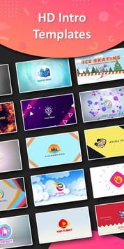 Intro Maker, Outro Maker, Intro Templates poster