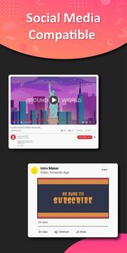 Intro Maker, Outro Maker, Intro Templates screenshot 4