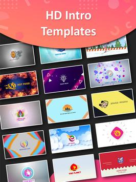 Intro Maker, Outro Maker, Intro Templates screenshot 5