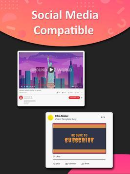 Intro Maker, Outro Maker, Intro Templates screenshot 9