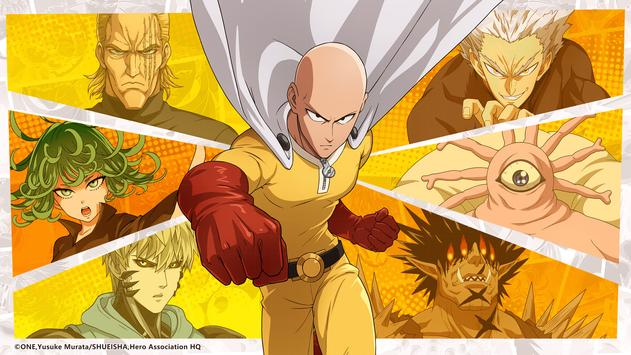 ONE PUNCH MAN: The Strongest (Authorized) screenshot 8