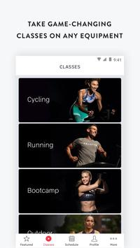 Peloton screenshot 1