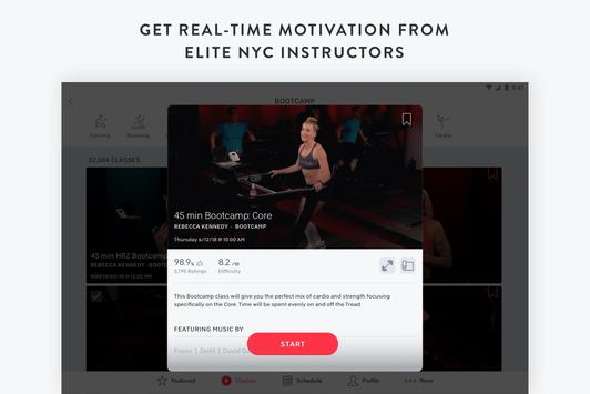 Peloton screenshot 7