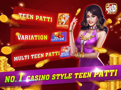 Teen Patti One poster