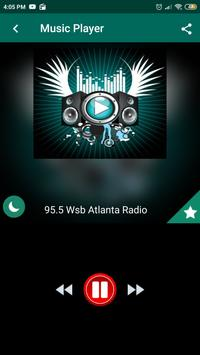 95.5 wsb atlanta radio App Usa screenshot 1