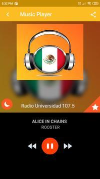 radio 107.5 fm 107.5 radio app station screenshot 2