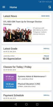One STI Student Portal captura de pantalla 3