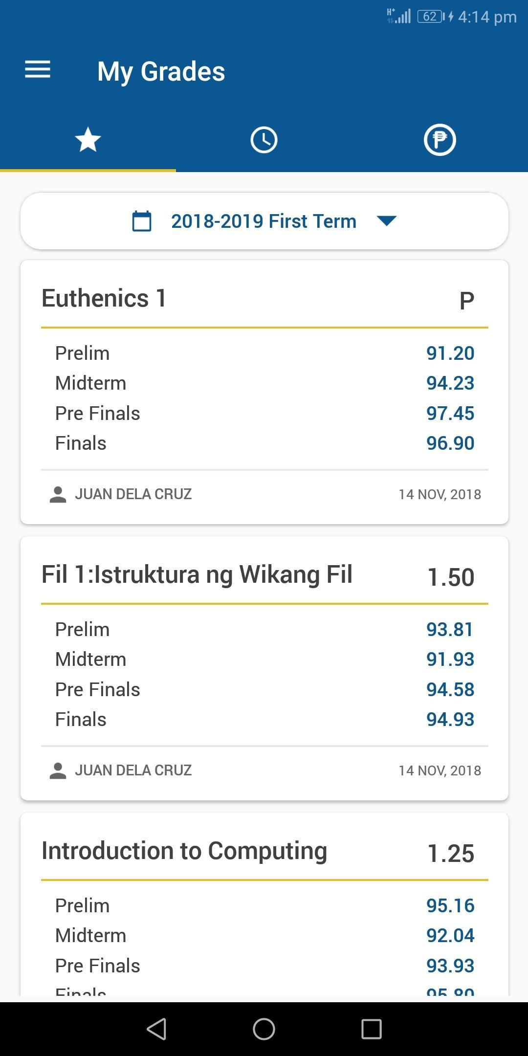 One STI Student Portal for Android - APK Download