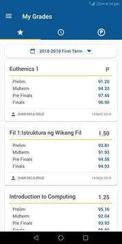 One STI Student Portal captura de pantalla 5